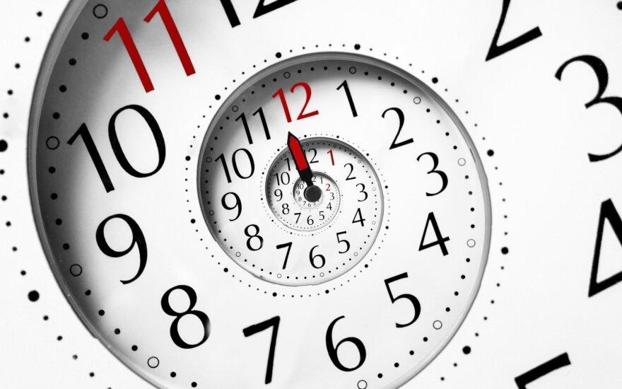 Baigėsi EK apklausa dėl laiko sukiojimo