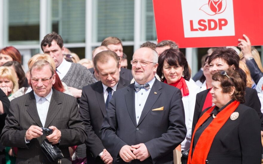 Lithuanian Social Democrats