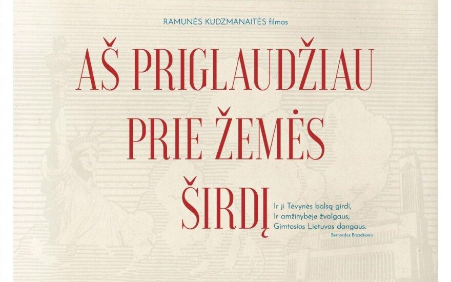 Chodakowski Sisters. Lithuanian Case poster in Lithuanian
