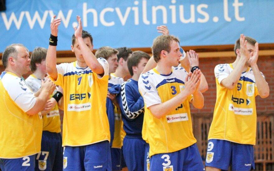 """Vyrų rankinis: """"HC Vilnius"""" – Alytaus """"Almeida-Stronglasas"""""""