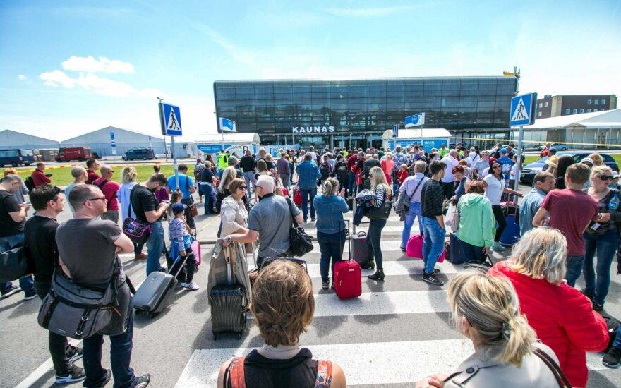 Kauno oro uostas rengiasi tapti pagrindiniu – pasiruošimas kelia abejonių