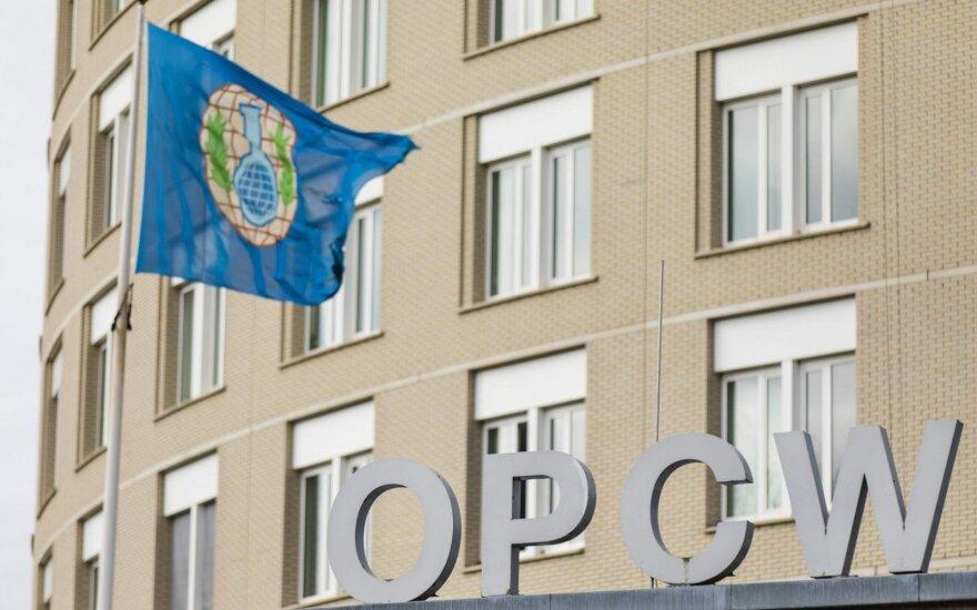 Putinas pasisakė apie Skripalio apnuodijimo bylą