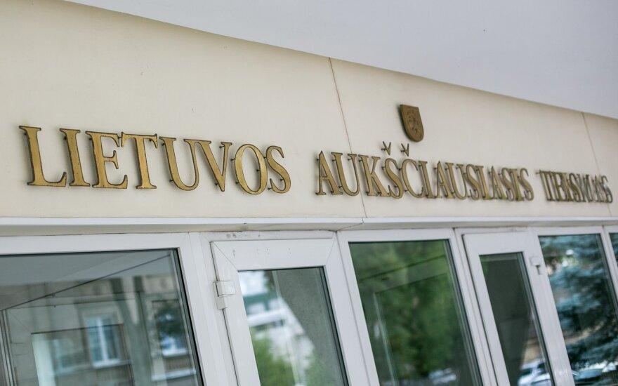 Lietuvos Aukščiausiasis teismas: eismo įvykio deklaracija – ne vienintelis dokumentas, pagal kurį draudikas sprendžia dėl draudimo išmokos dydžio