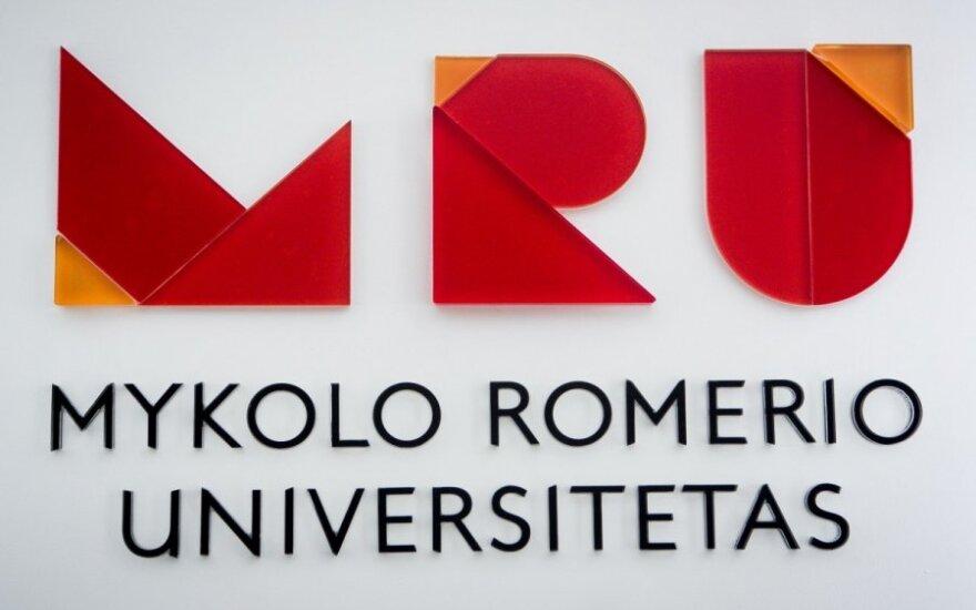 Išrinkta MRU Tarybos pirmininkė