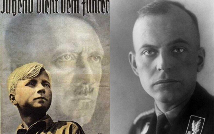Hitlerjugendo plakatas / Hansas-Adolfas Prützmannas