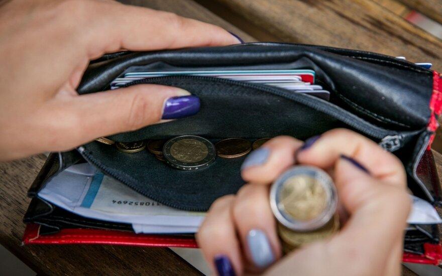 Naujovė: deklaruojantieji pajamas paramą galės skirti ir profesinėms sąjungoms