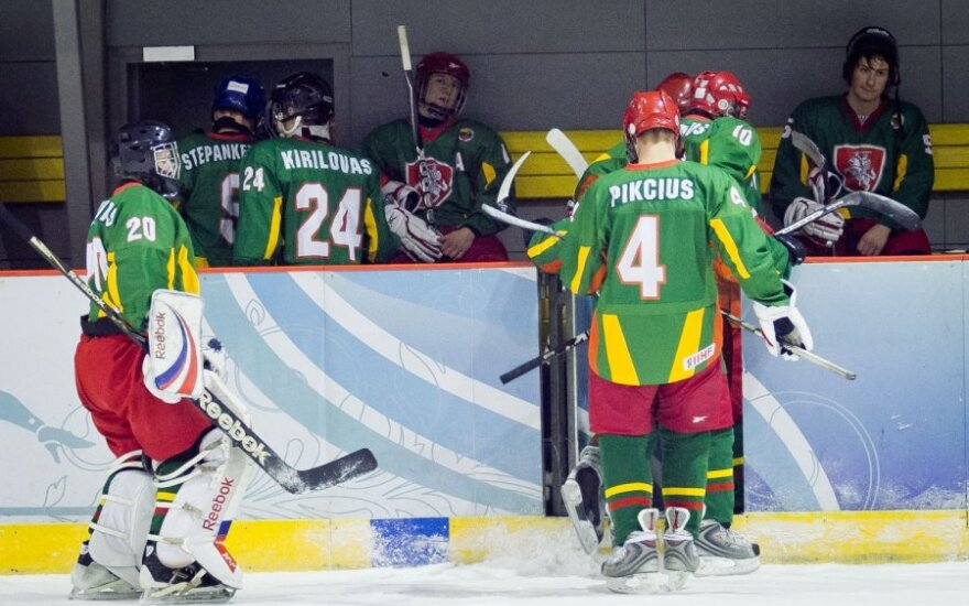 Lietuvoje norima surengti 2012 metų pasaulio jaunimo ledo ritulio čempionatą