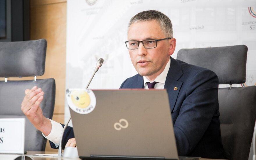 """""""Lietuvos geležinkeliai"""" ir visas sektorius atvirėja, bet to negana"""