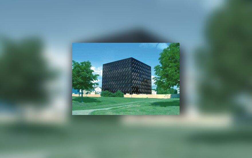 Generalinės prokuratūros pastato vizualizacija