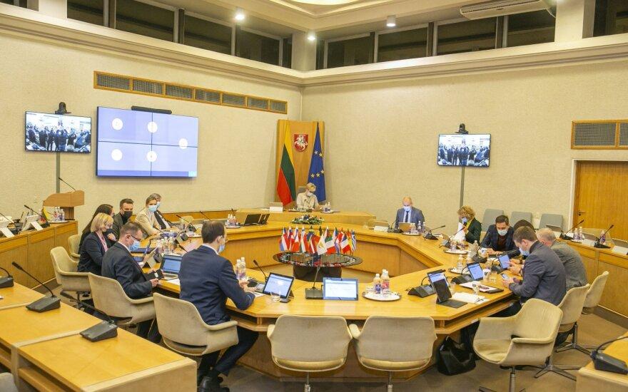 Lietuvos piliečio kreipimasis į naująją Vyriausybę