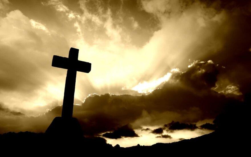 Palangiškis bus teisiamas už religinės nesantaikos kurstymą ir kryžiaus išniekinimą