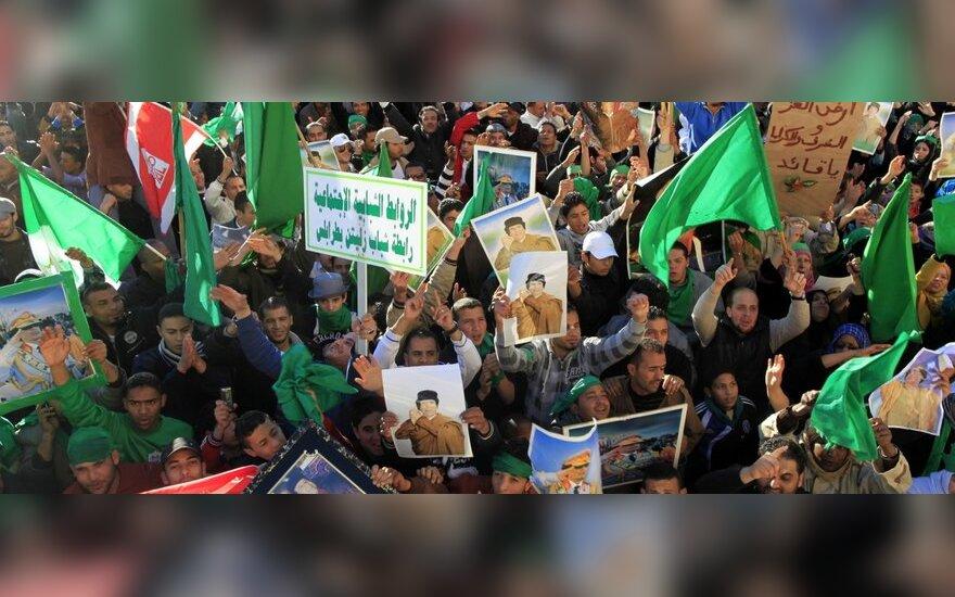 Č.Iškauskas. Ar lietuviai kariaus Libijoje?
