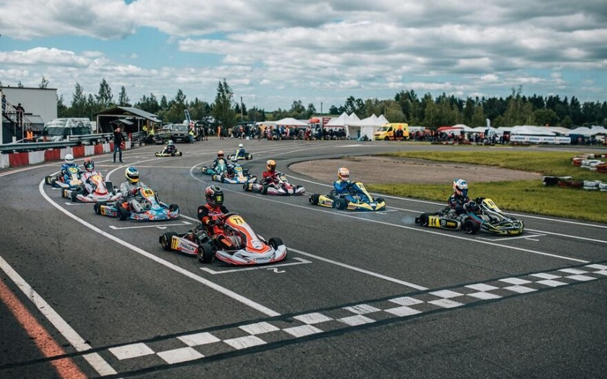Lietuvos kartingo čempionatas