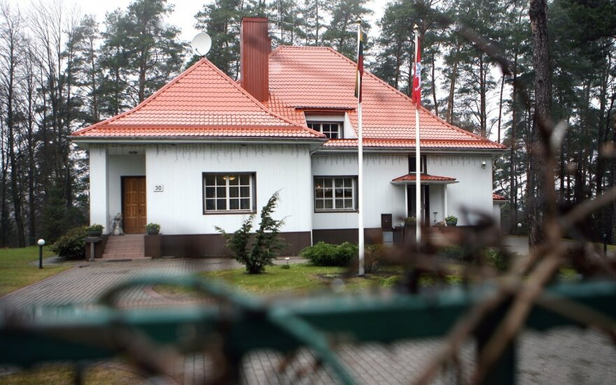 President's office asks court to evict former president's widow from residence in Vilnius