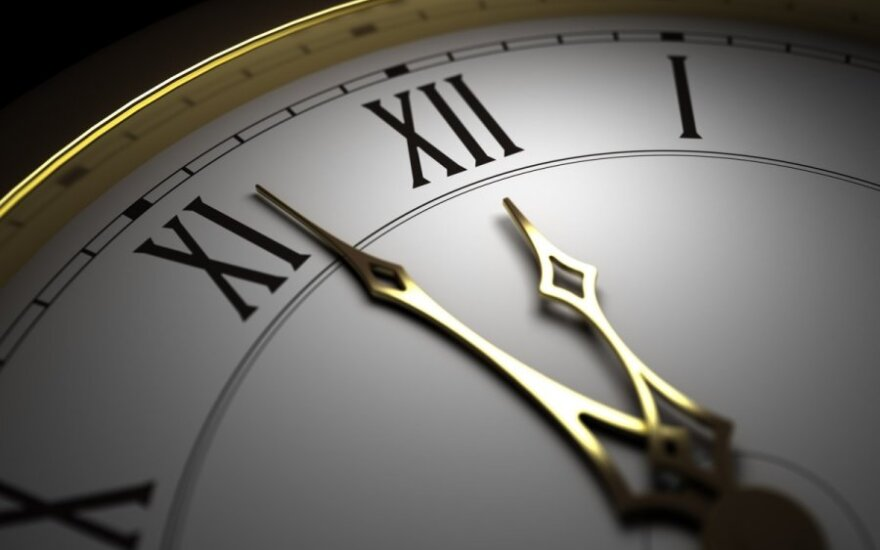Pasaulio pabaigos laikrodis