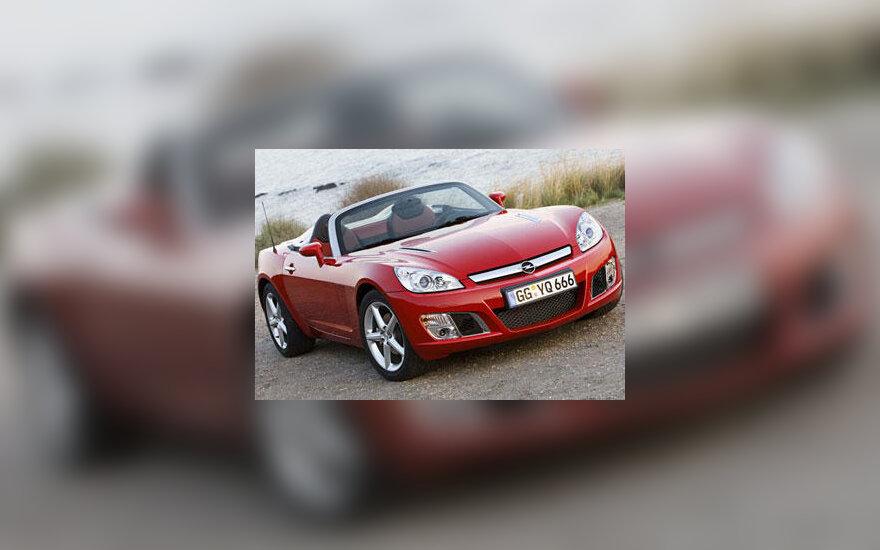 """""""Opel GT"""""""