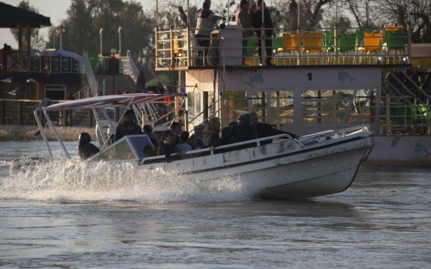 Irake kelto katastrofos aukų skaičius perkopė 100