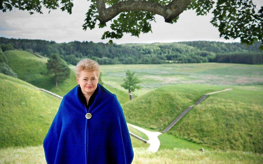 President Dalia Grybauskaitė July 7, 2017