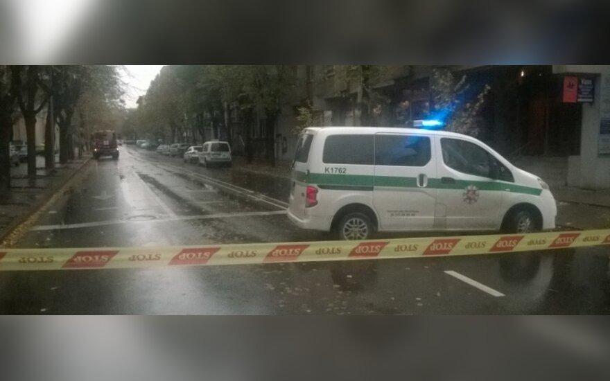 Kaune dėl rastų granatų uždaryta judri gatvė