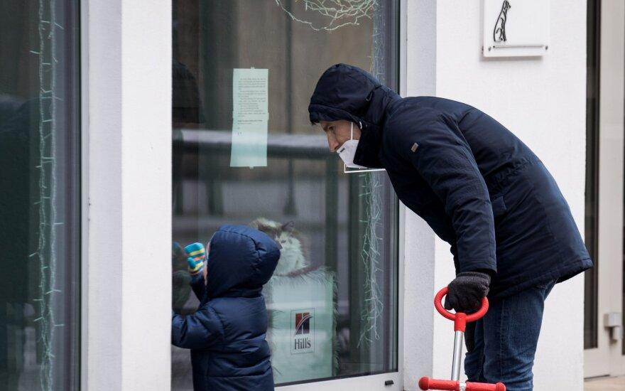 Lithuania counts 1298 coronavirus cases