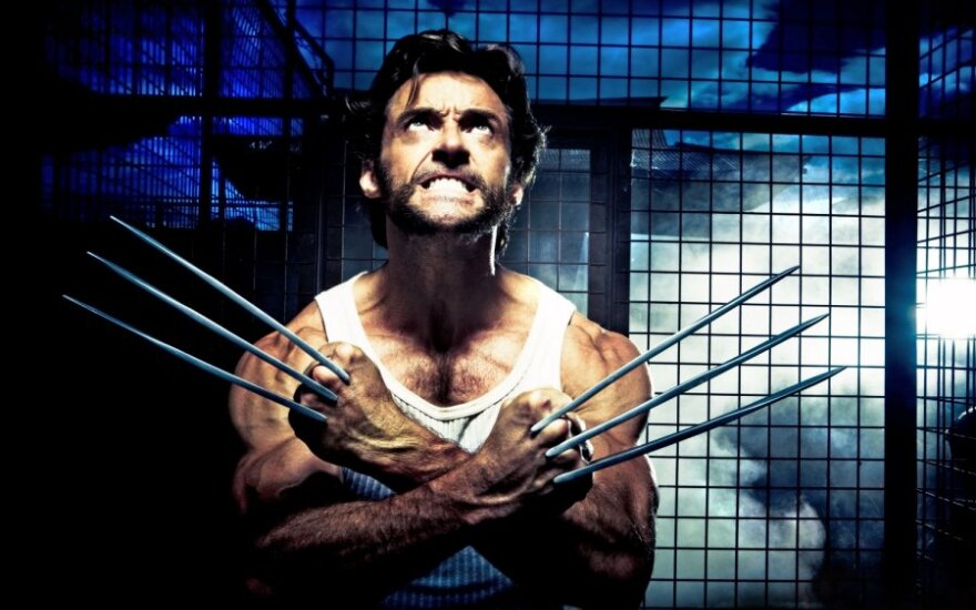 """Filmas """"X-Men Origins: Wolverine"""" (Iksmenai: pradžia. Ernis)"""
