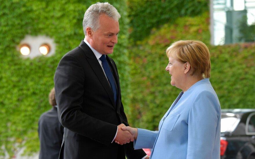 Merkel: EU must watch to ensure Belarus' N-plant meets safety standards