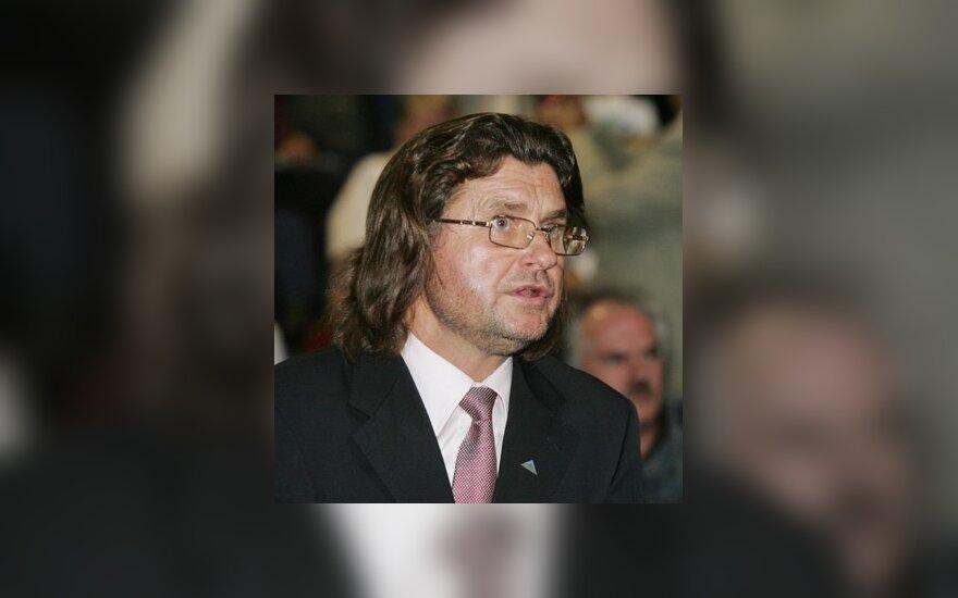 Lietuvos regbio federacijos prezidentu išrinktas A.Bosas