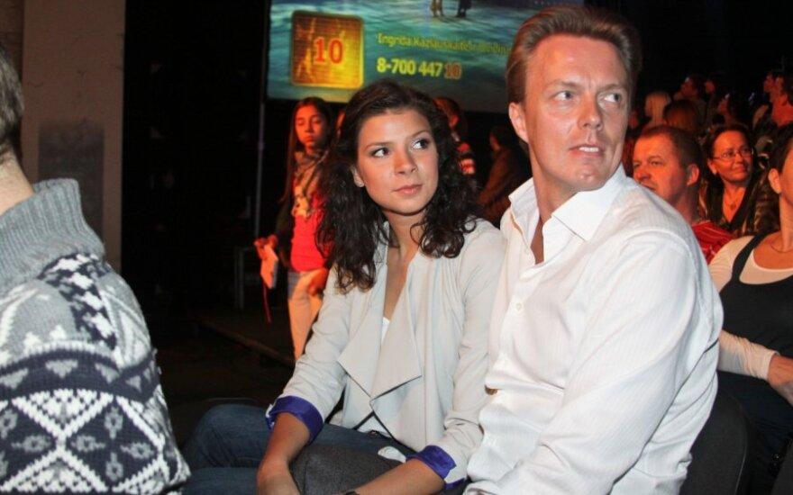 Karolina Liukaitytė ir Arnas Jurskis