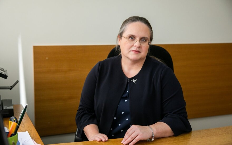 Seime Širinskienės siūlymas įvesti rotaciją prokurorams