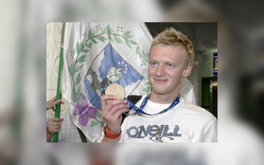 LPF prezidentė: olimpiadoje Londone G.Titenis turėtų būti vienas favoritų