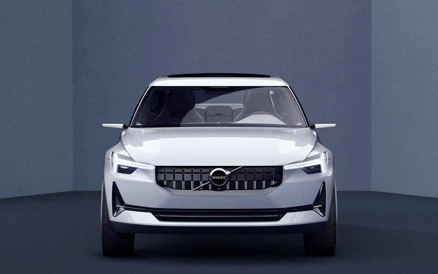 """""""Volvo"""" koncepcinis 40-os serijos automobilis"""