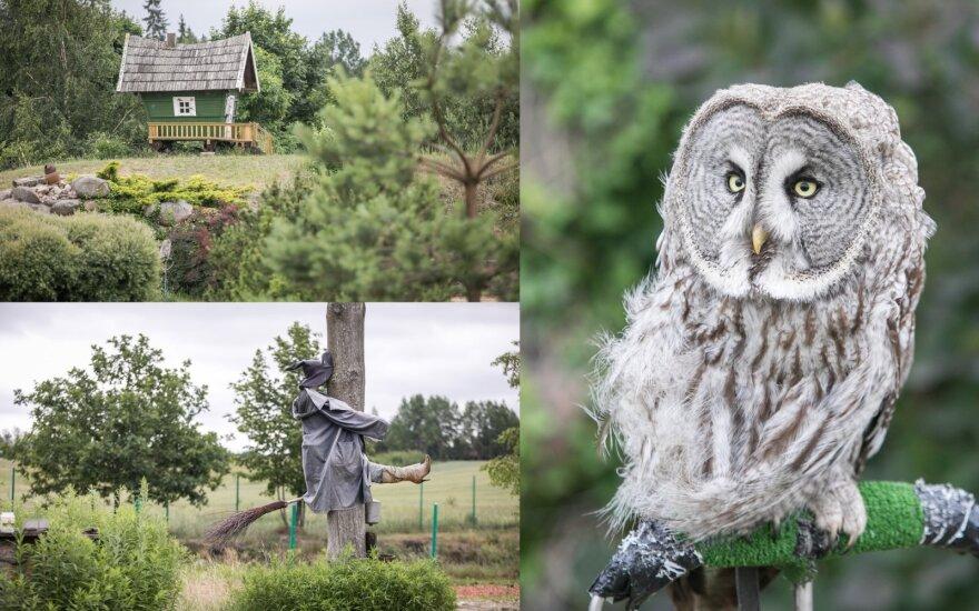 Aplankė vieną įspūdingiausių parkų Lietuvoje: tokios gerų emocijų ir energijos bombos nesitikėjome