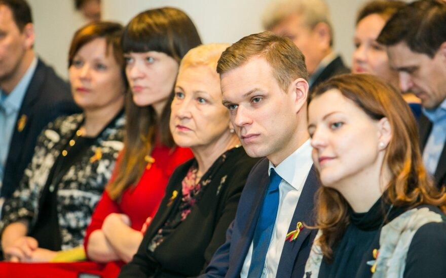 Pašiurpo dėl lietuvių elgesio per Kovo 11-ąją