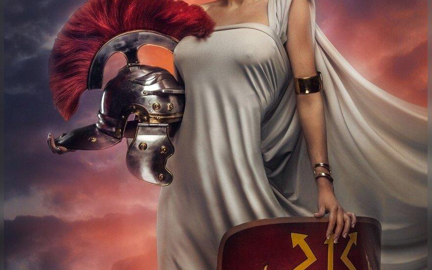 Meilės ir intrigų pasaulis senovės Romoje