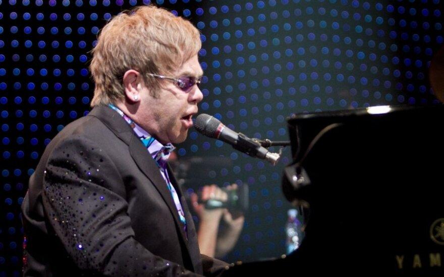 Eltono Johno koncertas