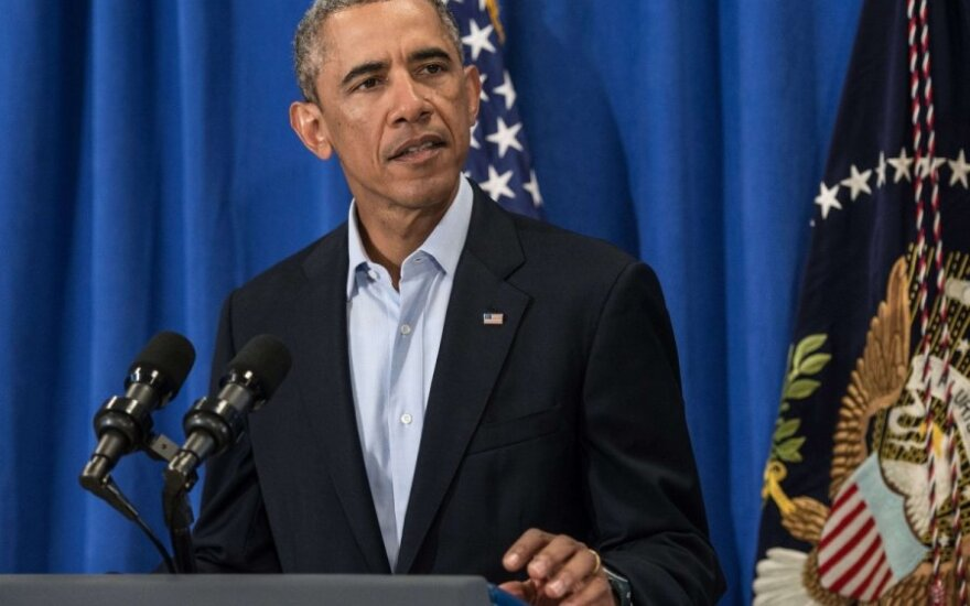 Barack Obama to arrive in Tallinn Wednesday morning