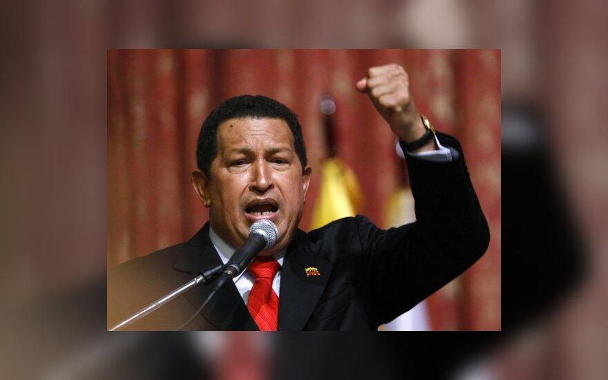 Hugo Chavezas
