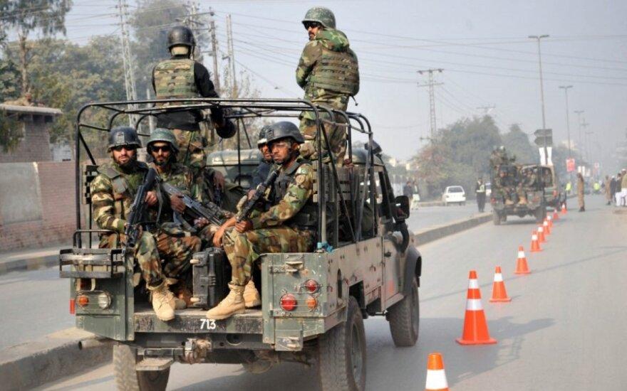 Attack in Pakistan