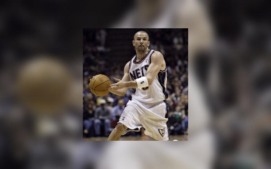 "Jason Kidd, ""Nets"""