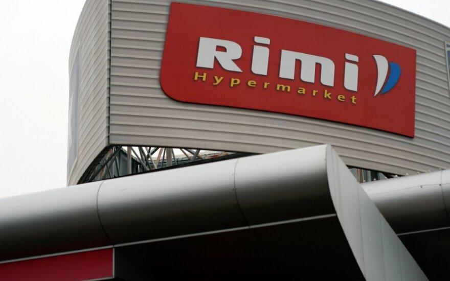 """Linkmenų gatvėje esanti """"Hyper Rimi"""" duris atvers spalio pabaigoje"""