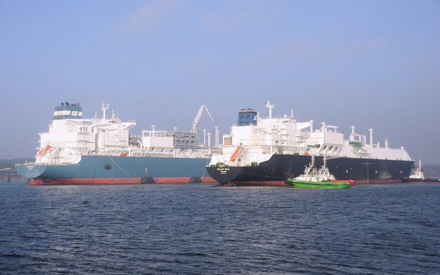 New LNG shipment to Lithuania on Independence Day marks new era