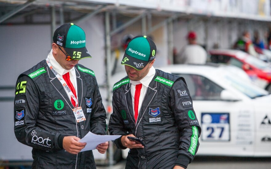 Hoptrans – Club Port by Jr Motorsport komanda 1000 km lenktynėse