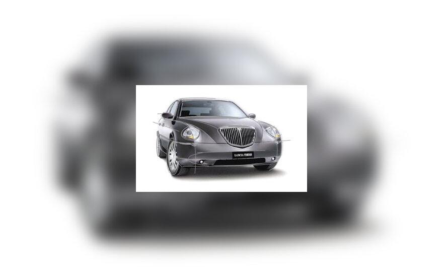 """""""Lancia Thesis"""" automobilis"""