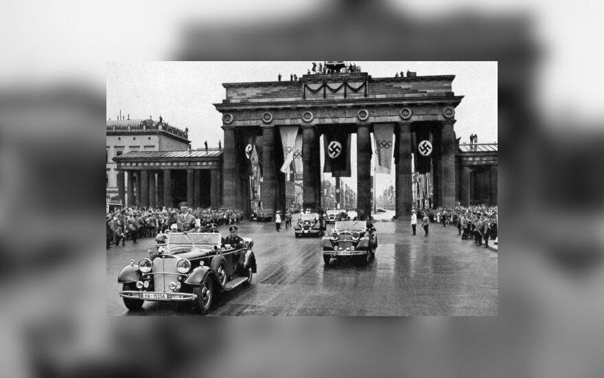 """Rusas už 5 mln. svarų nusipirko A.Hitlerio """"Mercedes-Benz"""""""