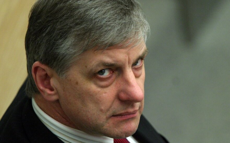 """""""Tvarkietis"""" Dumbrava: dėl koalicijos už uždarų durų viskas vyksta kitaip"""