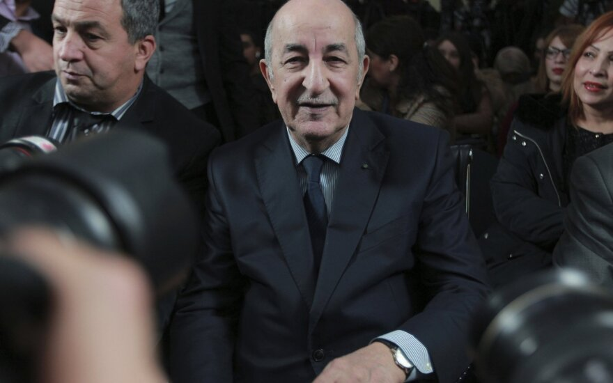 Abdelmajidas Tebboune