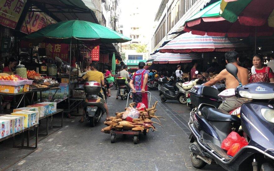 Turgus Kinijoje