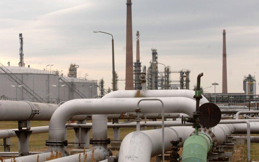 Ukraina ir Rusija pasirašė naftos tranzito susitarimą ateinančiam dešimtmečiui