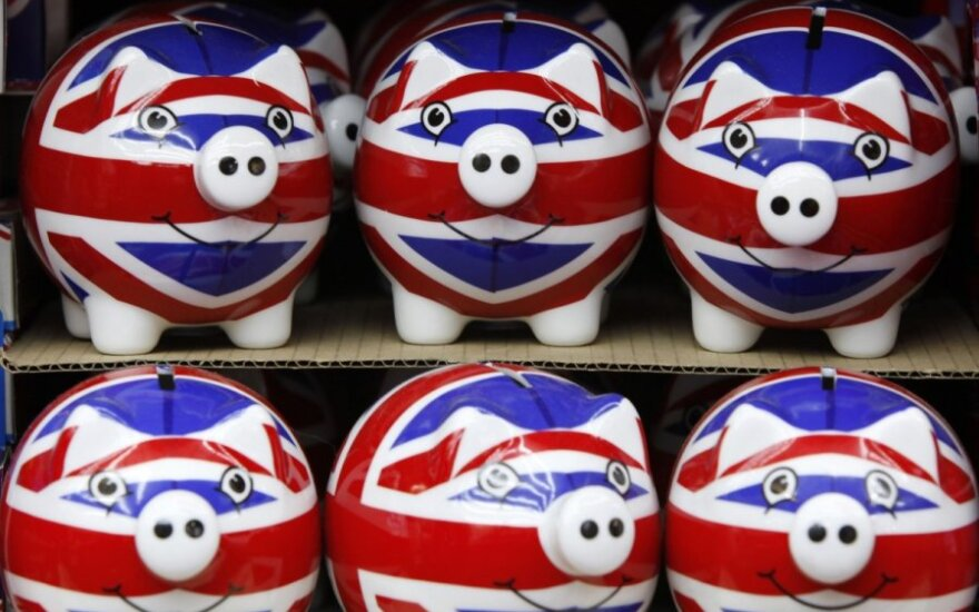 Jungtinė Karalystė nori parsiduoti