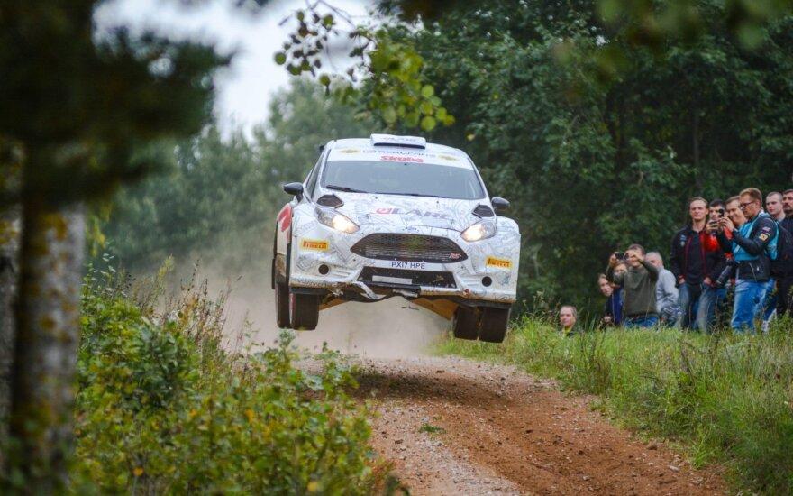 Virtualus Lietuvos automobilių ralio čempionatas